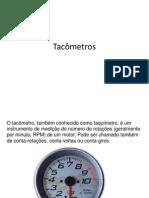 Tacômetros