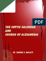 Coptic Calender
