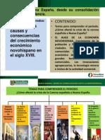 2.- El Auge de La Economia Novohispana. (1)