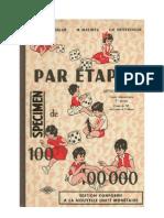Mathématiques Classiques 02 (10e-CE1) Morgenthaler Par étapes de 100 à 100 000