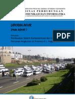 Komputerisasi Dan Informasi Perizinan Angkutan