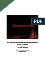 Sonogram Matics