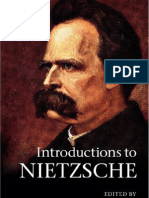 Introductions to Nietzsche