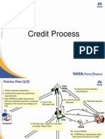 Credit Process TATA Motors Finance