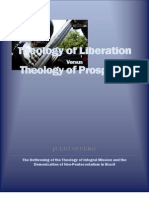 Theology of Liberation Versus Theology of Prosperity