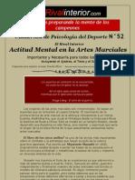 A52.ActitudArtesMarciales