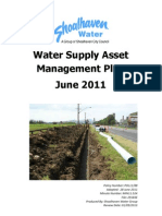 GUIDE Water Supply Asset Management Plan