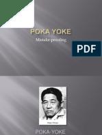 Poka Yoke Presentation