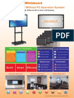 CKPAD2.0 Interactive Whiteboard contact sales linqingfeng@ckdz.com for details