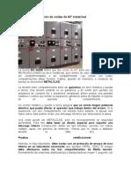 Concepto y aplicación de celdas de MT metalclad