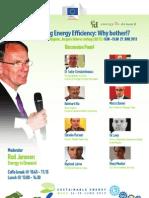 EEIPFin debate on financing energy efficiency for industry