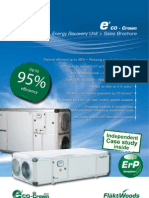 FW e3co Crown Brochure Sales UK
