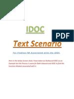 Idoc Find Fm