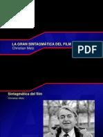 Sintagmática del film narrativo