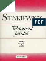 Sienkiewicz, Henryk - Paznicul Farului - Paznicul Farului v.1.0