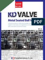 KD Valve Catalogue