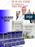 Alocado Catalogue 2012