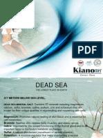 Kianomer -Dead Sea cosmetics
