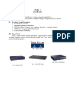 Prakt Modul 5 Cisco Router