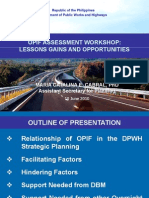 DPWH-OPIF