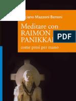 Meditare Con Panikkar