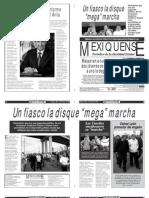 Versión impresa del periódico El mexiquense  24 junio 2013