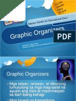 Graphic Organizers para sa Pagtuturo