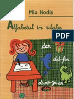 Alfabetul in silabe - Mia Hodis