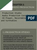 Tools of Radio Production