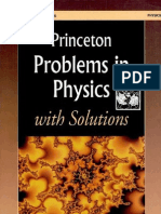 Princeton Problems in Physics