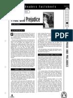 Pride and Prejudice Activities