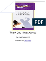 Thank God I Was Abused by Karen Hoyos