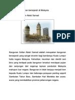 Bangunan Bangunan Bersejarah Di Malaysia