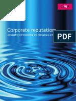 Cid Exrep Corporate Reputation June07