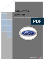 BSGE_ Ford Motor Company