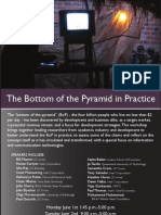 The Bottom of the Pyramid in Practice