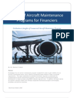 Basics of Aircraft Maintenance Programs for Financiers v1