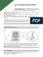Manual de Bricolaje - Fabricar Ganzua Casera Con Partes de Un Pc- Abre Cerraduras(2)