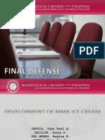 Final Defense Powerpoint