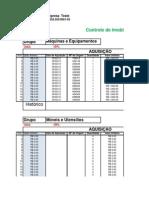 Controle de Imobilizado-Depreciacao- Systemar