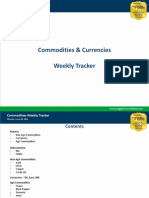 Commodities Weekly Tracker, 24th June 2013