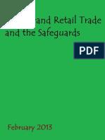 FDI in Multi-brand Retail Trade and the Safeguards.