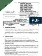 DECLARA ATP COMUNA PUNTA ARENAS POR CRECIDA DEL RÍO DE LAS MINAS  24.06.2013