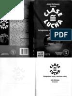 78744659 Holloway John Et Al Clase Lucha Antagonismo Social y Marxismo Critico 2004