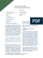 AVALIAÇÕES DE ACTIVOS IMOBILIÁRIOS PARA FUNDOS DE INVESTIMENTO EM PORTUGAL