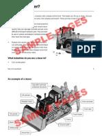 Dozer PDF Sample