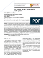 Authority system to prevent privacy protection in Peer-to-Peer network system