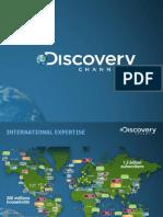 Channel Discovery Channel Prezentzre