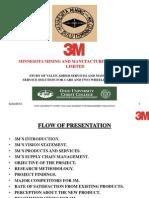 3M Internship Presentation