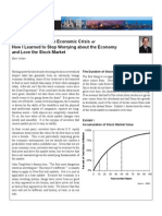 GMO Ben Inker - Valuing Equities in an Economic Crisis - April 6 2009